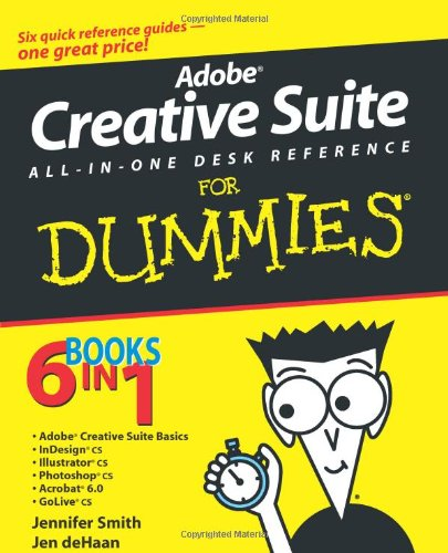 Adobe Creative Suite All-in-One Desk Reference For Dummies (In One All Game Programming)