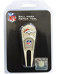 Denver Broncos Divot Repair Tool With Ball Marker