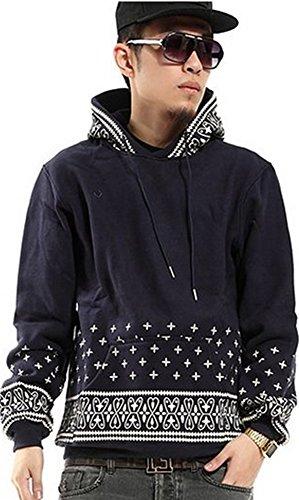 pizoff-uomo-felpa-con-cappuccio-paisley-cashew-print-sweatshirt-y0261-n-s