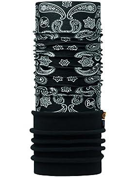 Buff Polar, Foulard multifunction Unisex, Multicolor (Cashmere Black/Black), Talla única