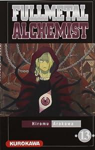Fullmetal Alchemist Edition simple Tome 13