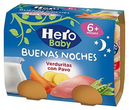 hero-baby-buenas-noches-noches-verduritas-con-pavo-paquete-de-2-x-190-gr-total-380-gr-pack-de-6
