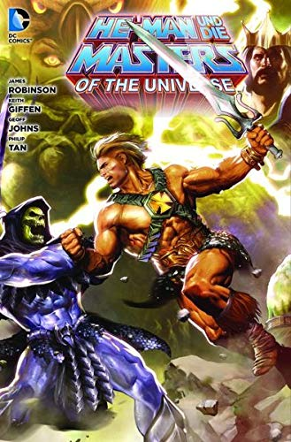 He-Man und die Masters of the Universe: Bd. 1