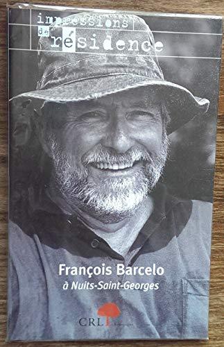 François Barcelo à Nuits-Saint-Georges