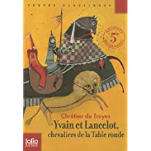 Yvain et Lancelot, chevaliers de la Table Ronde