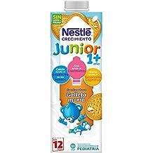 NESTLÉ JUNIOR 1+ Galleta María - Leche para niños ...