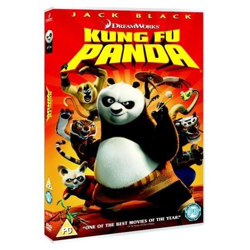 Kung Fu Panda [Edizione: Regno Unito] [Reino Unido] [DVD] 10