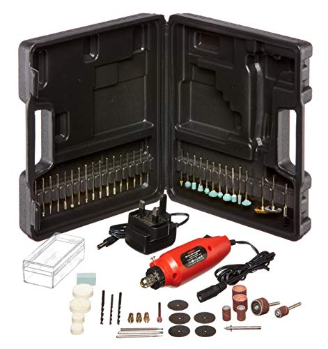Am-Tech 60 Stück mini Drill Set, V2560 (Sicherheits-kamera-lock-box)