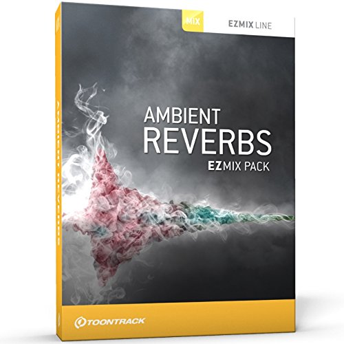 TOONTRACK EZmix Pack Ambient Reverbs -