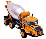 Toyshine Die Cast miniature JCB Construction Truck Toy, Model - 4