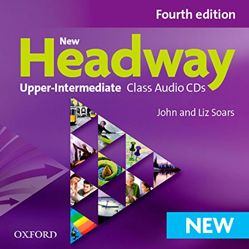 New Headway Upper-Intermediate: CD Class (4th Edition) (New Headway Fourth Edition)