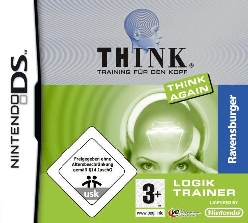 dtp entertainment AG THINK Logik Trainer - Think Again