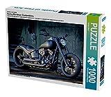 Ein Motiv aus dem Kalender Harley-Davidson Custombikes 1000 Teile Puzzle quer: Die Harley-Davidson Fat Boy S von Rick´s Motorcycles (CALVENDO Hobbys)