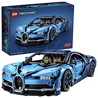 LEGO 42083 Technic Bugatti Chiron Super Sports Car Exclusive Collectible Model, Advanced Building Set (B0792RB3B6) | Amazon price tracker / tracking, Amazon price history charts, Amazon price watches, Amazon price drop alerts