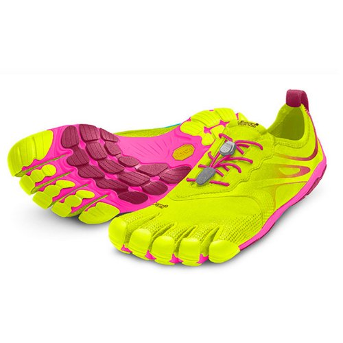Vibram FiveFingers Bikila EVO Women - 2015 - Damen Multisport- / Laufschuh Orange/Purple
