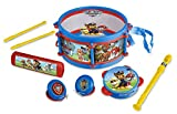 Paw Patrol Pack Away Drum Set