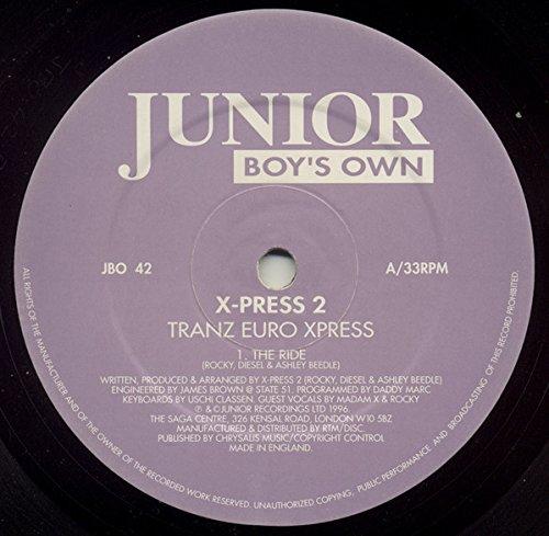 Tranz Euro Xpress