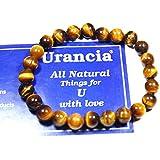 Urancia® Tiger Eye Gemstone Best Quality Bracelet 1 Pcs