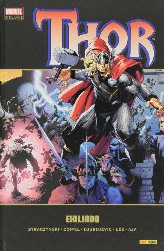 Thor 3. Exiliado (Marvel Deluxe)