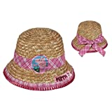 Peppa Pig 2200000224–Chapeau de Paya pour enfant, rouge, taille unique
