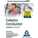 Celador conductor del Servicio Andaluz de Salud. Temario específico volumenl 2