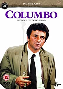 Columbo: Series 3 [DVD]