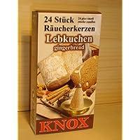 Ulbricht Räucherkerze Lebkuchen (24 Stück) 42 026 preisvergleich bei billige-tabletten.eu