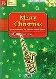 Merry Christmas. Altsaxophon, Klarinette in Es, Baritonsaxophon