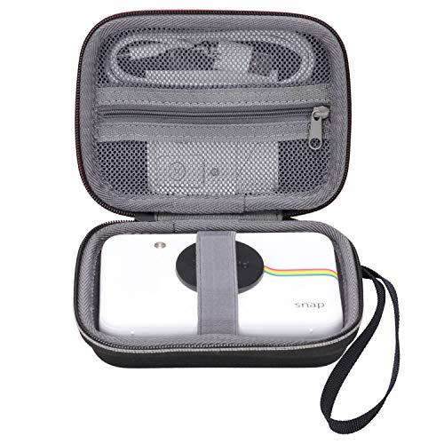 XANAD Dur Étui Cas de Voyage Porter Housse pour HP Sprocket Imprimante Photo ou Polaroid Snap Photo numérique à Impression instantanée ou Polaroid Snap Touch ou Polaroid Zip imprimante Mobile