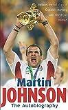 Martin Johnson Autobiography