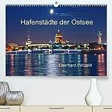 Hafenstädte der Ostsee (Premium-Kalender 2020 DIN A2 quer): Erleben Sie auf dieser großartigen Bilderreise zwölf wichtige Ostseestädte. (Monatskalender, 14 Seiten ) (CALVENDO Orte)