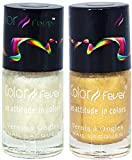 Best Cherry Nail Polish Sets - Color Fever Nail Gloss - Nail Polish Set Review