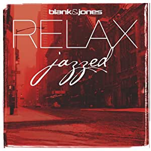 Relax-Jazzed (Casebound Book Edition)