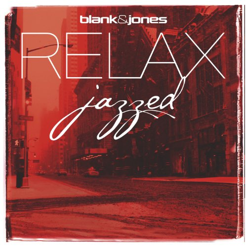 Blank & Jones: Relax-Jazzed (Casebound Book Edition) (Audio CD)