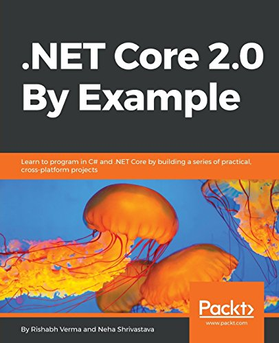 .NET Core 2.0 By Example: Learn to program in C# and .NET Core by building a series of practical, cross-platform projects