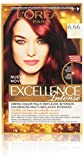 L'Oréal Paris Excellence Intense Coloración, Tono: 6,66 Rojo Escarlata Intenso