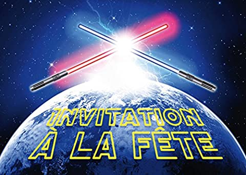 Carte D Invitation Anniversaire -