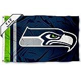 Seattle Seahawks 4'x 6' Fuß Flagge