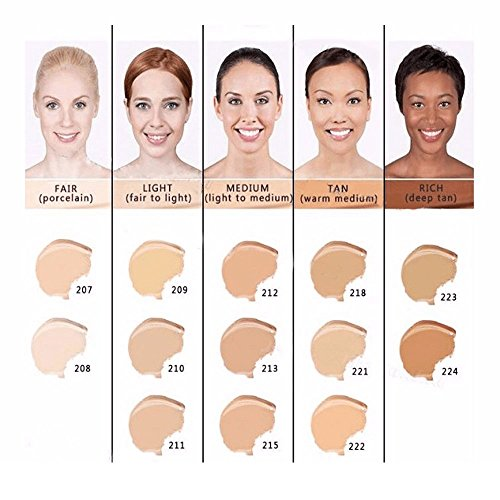 Dermacol Make-Up Cover Foundation 30g, 218