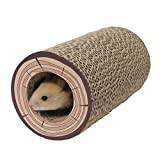 Best Purina Toys For Kittens - Boredom Breaker Shred-a-Log Corrugated Tunnel Review