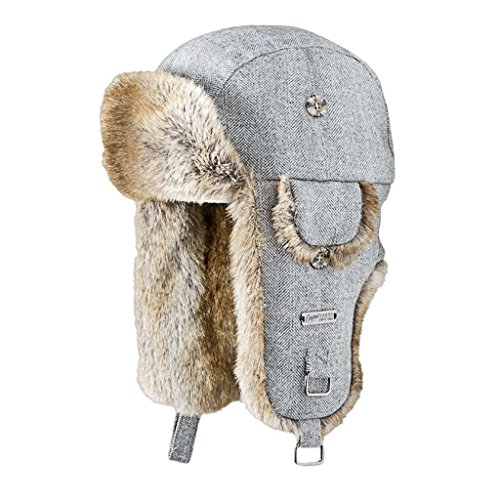Barts Kamikazee Russian Hat, White