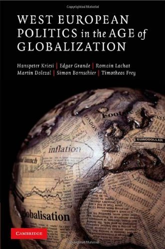 West European Politics in the Age of Globalization (English Edition) par  Hanspeter Kriesi