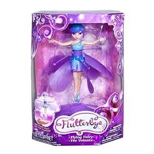 Flutterbye, Flying Fairy, Stardust Fairy, blue