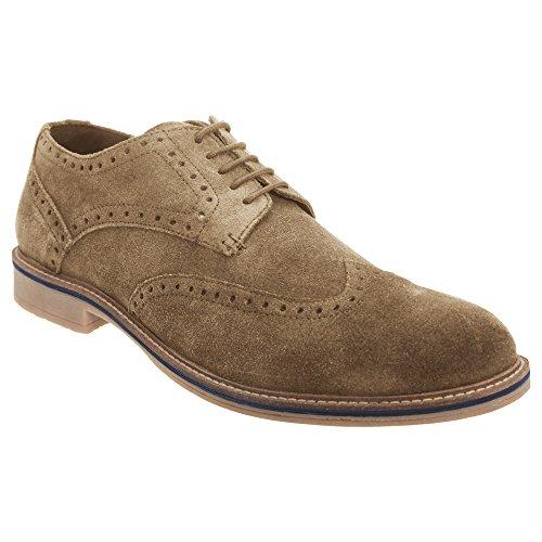 Roamers - Chaussures de ville - Homme Bleu Marine