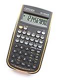 Citizen SR135N Pocket Scientific calculator Black,Orange - calculators (Pocket, Scientific calculator, Black, Orange, 1 lines, Battery, 118 g)