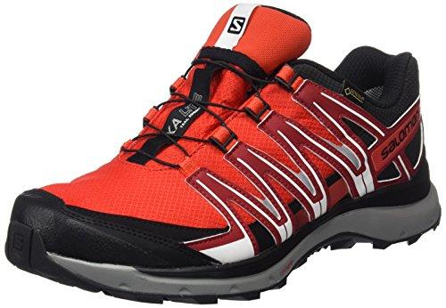 Salomon Herren XA Lite GTX, Synthetik/Textil, Trailrunning-Schuhe, Rot, Gr. (Herren Schuhe Online)