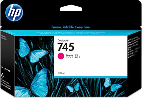Hewlett Packard 936563 Cartouche d'encre d'origine compatible avec Imprimante HP DesignJet Z2600 24-in PostScript/HP DesignJet Z5600 44-in PostScript Magenta