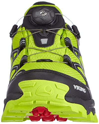 Viking - Anaconda Boa Iv Gtx, Scarpe da escursionismo Unisex – Adulto Giallo (Gelb (Lime/Black 8802))
