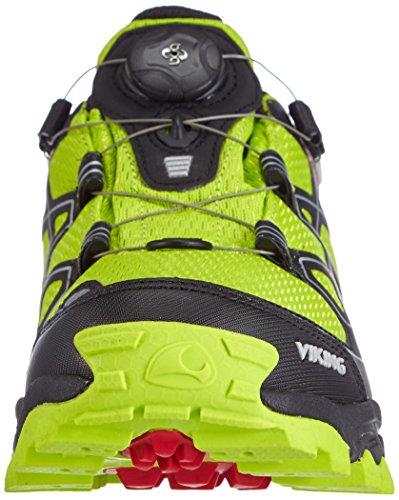 Viking ANACONDA BOA IV GTX Unisex Erwachsene Trekking Wanderschuhe Gelb (Lime/Black 8802)