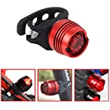 LED Bike Bicycle Cycling Rear Tail Safety Flashing Waterproof Light Lamp